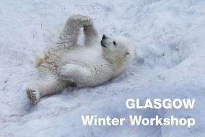 Glasgow Yoga workshop photo