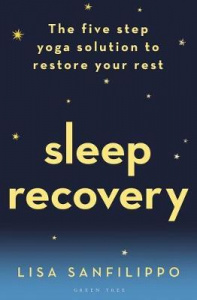 Sleep Recovery book cover